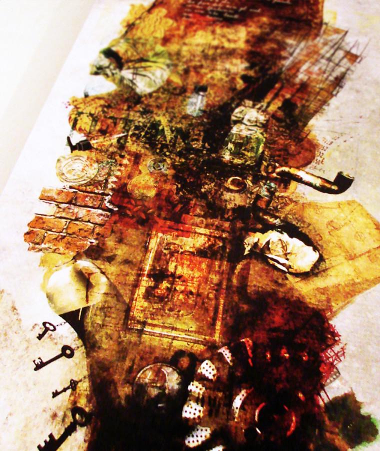L'arte femminile interpreta la violenza