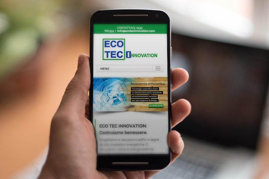 Sito web compatibile con i dispositivi mobili